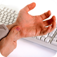There are a number of different ways to treat carpal tunnel. In most cases, a chiropractic adjustment to the affected area is extremely effective.
