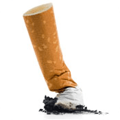 Kicking any addiction is tough, but over time it will become easier and easier to not smoke.